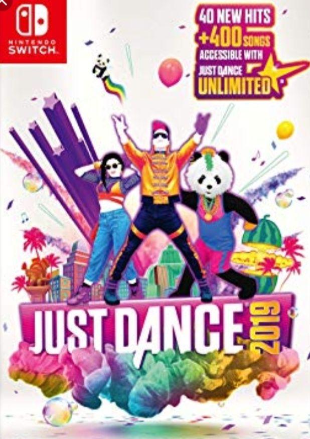 Just Dance 2019 On Nintendo Switch (Ubisoft) £12.49 @ Nintendo eShop