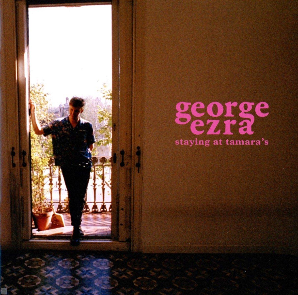 George Ezra - Staying At Tamara's CD now £5 (Prime) + 99p P&P (non Prime) at Amazon