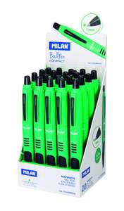 Display Stand 20 Pens Compact Green Amazon add on item for 81p
