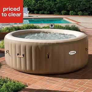 Intex pure spa bubble massage £300 @ B&Q