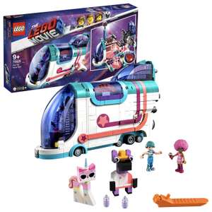 LEGO Movie 2 70828 Pop-Up Party Bus £49.95 at Amazon