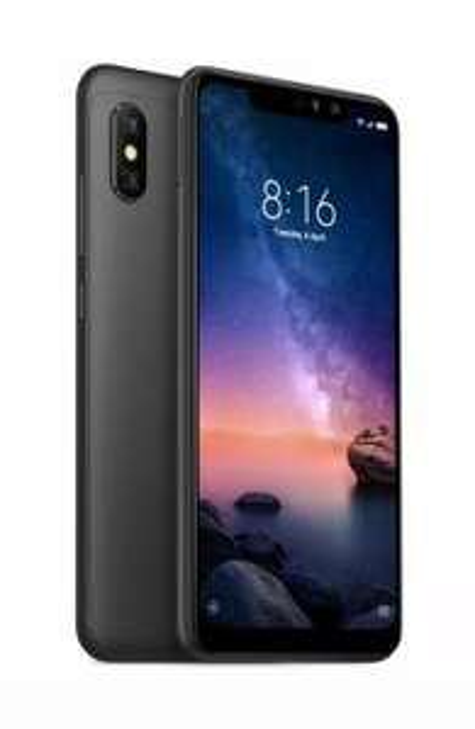 Xiaomi Redmi Note 6 Pro 4GB 64GB Dual Sim Smartphone - Black £131.27 with code @ Ebuyer Express eBay