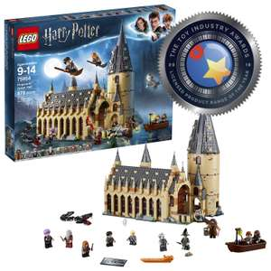 Lego 75954 Harry Potter Hogwarts Great Hall £68.95 / Whomping willow (75953) £35.99 on Amazon prime deal