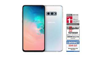Samsung Galaxy S10e Dual Sim Silver Like New from Amazon Warehouse Germany £365.35 (Prime customers)