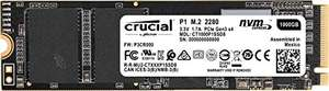 Crucial P1 CT1000P1SSD8 SSD Internal 1TB (3D NAND, NVMe, PCIe, M.2) for £86.61 Delivered @ Amazon France (Prime Exclusive)