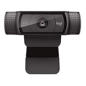 Logitech, C920 HD Pro Webcam @ Amazon for £25.19 Prime Members Only