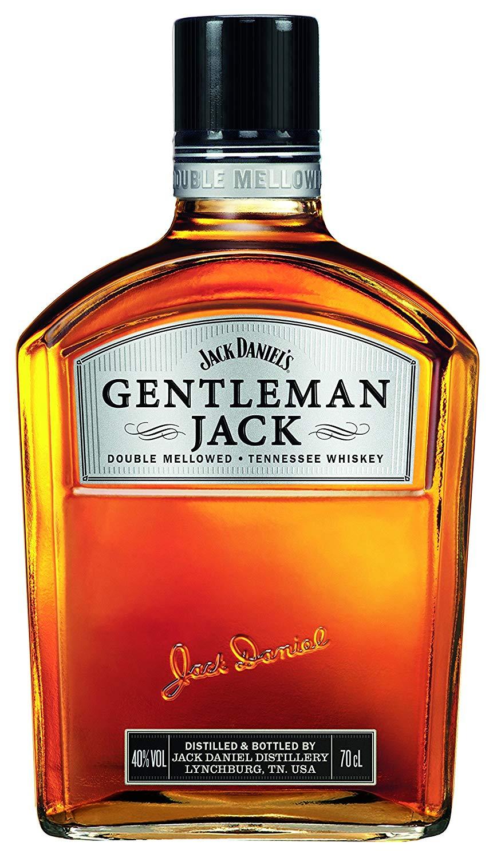 Jack Daniel's Gentleman Jack Tennessee Whiskey, 70 cl -  £18.99 - Amazon Prime