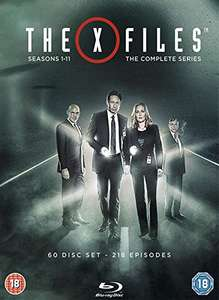 The X-Files Complete Series, Seasons 1-11 [2018] Box Set Blu-Ray £41.99 delivered (Prime Day Deal)