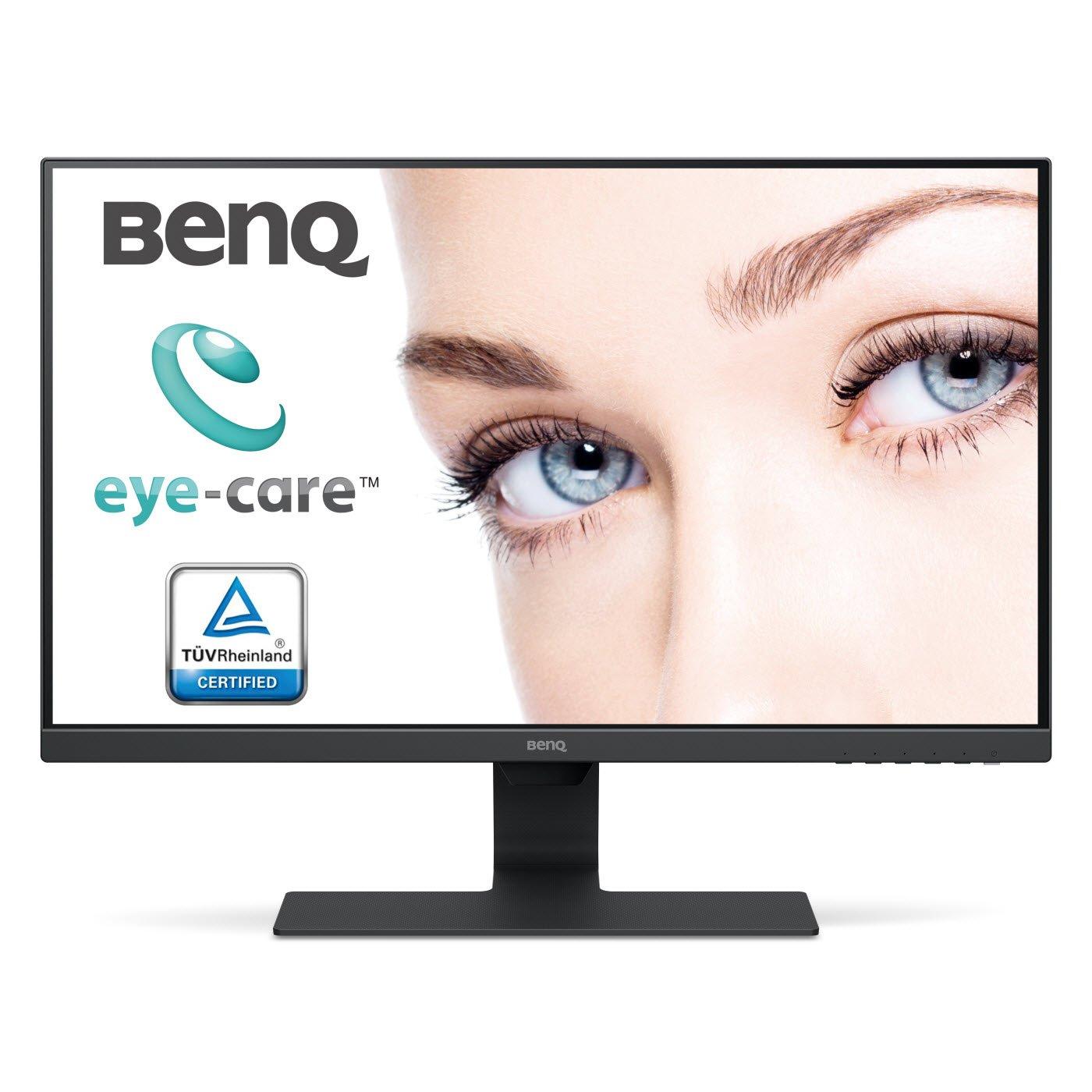 BenQ GW2780 27 Inch 1080p Eye Care LED IPS Monitor, Anti-Glare, HDMI, B.I. Sensor for Home Office £97.99 @ Amazon