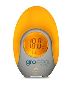 The Gro Company Groegg Colour Changing Room Thermometer @ Amazon Prime Day Deal £8.49