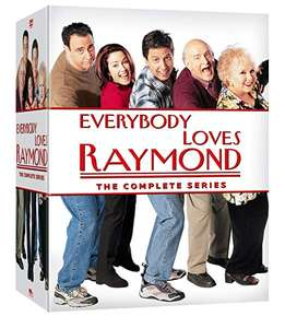 Everybody Loves Raymond: The Complete Series (DVD) £34.99 delivered @ Amazon (Prime Day Deal)
