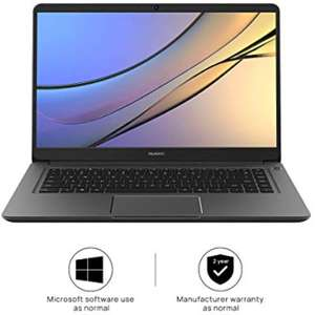 "HUAWEI MateBook D 15.6"" Laptop, 1080P FHD Ultrabook PC, Core i3-8130U, 8GB DDR4 +256GB SSD £399.99 @ Amazon Prime"