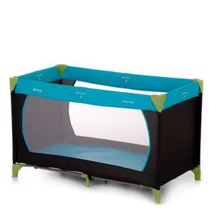 Hauck Dream'n Play, Travel Cot 120 x 60 cm from Birth to 15 kg @ Amazon Prime Day Deal £26.68
