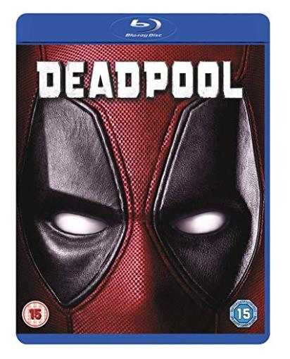 Deadpool Blu Ray £4.99 @ Amazon
