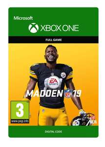 [Xbox One] Madden NFL 19 - £3.00 / Burnout Paradise Remastered - £5.00 / Star Wars Battlefront II - £5.00 (Digital Codes) Amazon Prime Excl