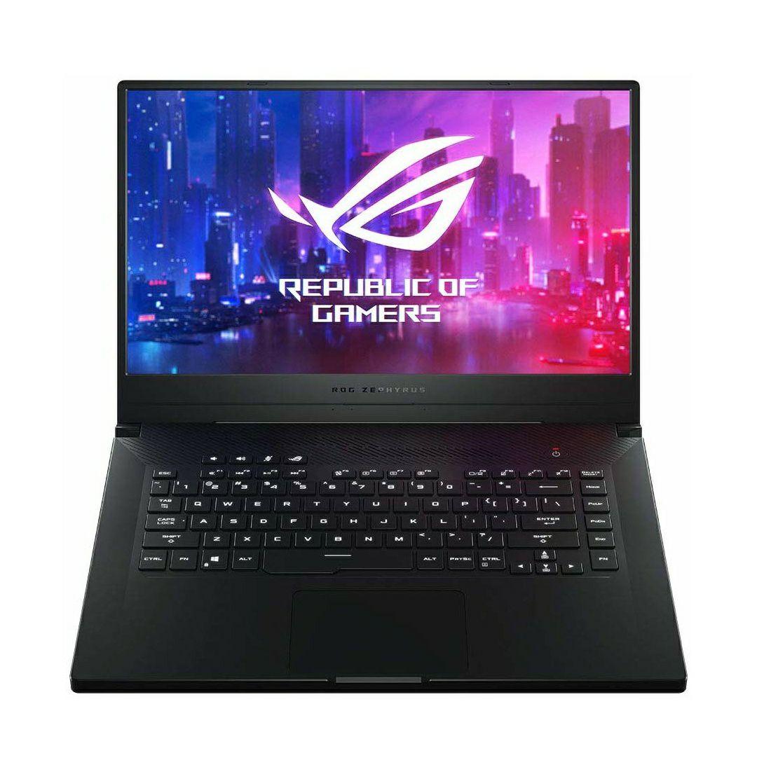 ASUS ROG Zephyrus G GA502DU 15.6 Inch FHD 120 Hz, NVIDIA GTX 1660Ti 6 GB, AMD Ryzen R7-3750H, 512 GB SSD, 8 GB RAM £999.99 Amazon Prime Excl