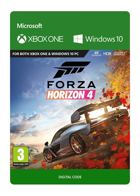 Forza Horizon 4 Xbox One/PC Play Anywhere (Digital) £19.99 (Prime) @ Amazon