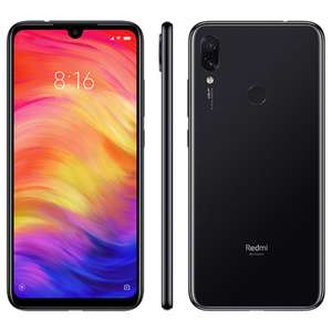HONOR 8A Dual SIM, 32 GB storage, 13 MP Rear Camera with 6.09 Inch Full View Display, UK Official Device – Black for £104.99 @ Amazon