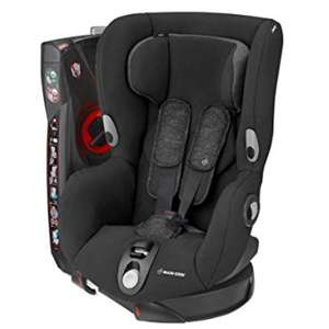 Maxi-Cosi Axiss Toddler Car Seat Group 1 Swivel Car Seat, 9 Months-4 Years, Nomad Black, 9-18 kg @Amazon