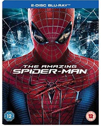The Amazing Spider-man Blu Ray £3.99 + £4 Amazon Pantry reward @ Amazon Prime Members Only