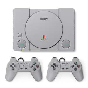 Sony Playstation Classic Console £15.99 + £3.99 p&p Amazon PrimeNow