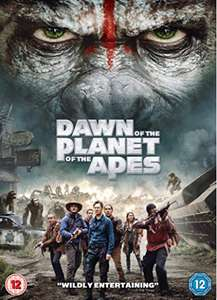 Dawn of the Planet of the Apes DVD + £4 Amazon Pantry voucher - £2.30 @ Amazon Prime Members Only