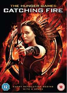 The Hunger Games: Catching Fire DVD + £4 Amazon Pantry Voucher - £2.65 @ Amazon Prime Members Only)