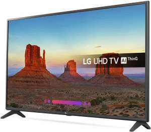 LG 49UK6200PLA 49-Inch 4K UHD HDR Smart LED TV with Freeview Play (2018 Model) - Black Used VERY GOOD £224 @ Amazon Warehouse deals