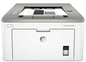 HP LaserJet Pro M118dw A4 Wireless Mono Laser Printer with duplex printing - £64.99 delivered Amazon Prime Excl