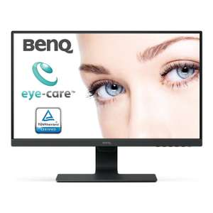 BenQ GW2480 24 Inch 1080p Eye Care LED IPS Monitor, Anti-Glare, HDMI, B.I. Sensor for Home Office £74.99 Amazon Prime Excl