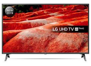 LG 43UM7500PLA 43-Inch UHD 4K HDR Smart LED TV with Freeview Play - Dark Meteor Titan colour (2019 Model)  - £419 @ Amazon