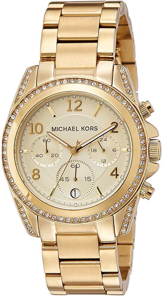 Michael Kors Women's Watch MK5166 £69 @ Amazon Prime Day