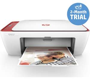 HP DeskJet 2633 All-in-One Wireless Inkjet Printer +2 months free trial of HP Instant Ink for £19 delivered @ Currys
