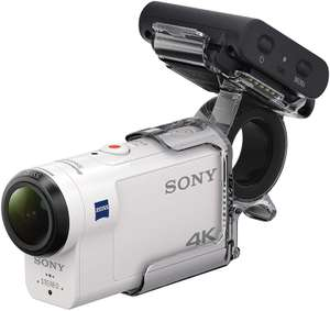 Sony FDRX3000RFDI.EU Ultra HD 4K Action Cam + AKA-FGP1 £299 Amazon Prime / Deal of the Day