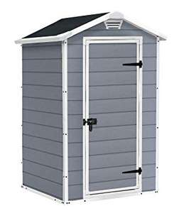 4 x 3 ft Keter Manor Outdoor Plastic Garden Storage Shed £139.99 @ Amazon (Prime Exclusive)