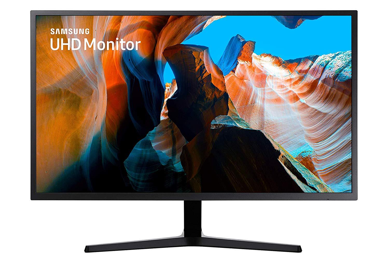 Samsung LU32J592UQUXEN  32-Inch Ultra HD 4K 3840 x 2160 LED Monitor - Black, £249.99 at Amazon-prime day