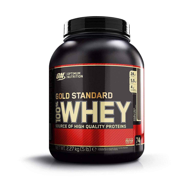 Optimum Nutrition 2.7kg Tub Whey Protein £31.99 - 74 Servings - £31.99 Amazon Prime Excl