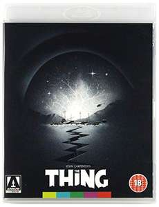 The Thing (Arrow video) Blu Ray £5.60 @ amazon with prime