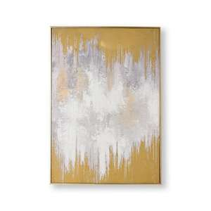 Art for the Home Lakeside reflection hand painted canvas £10 + £3.49 p&p Debenhams