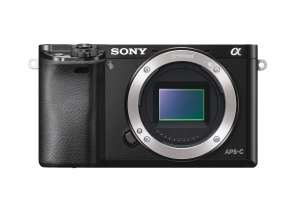 Sony a6000 Mirrorless Camera Body- £329 + £100 Sony cashback @ Amazon Prime Excl