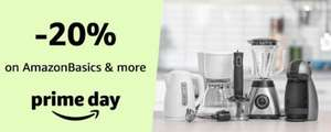 Save 20% on Home & Kitchen products from AmazonBasics and more