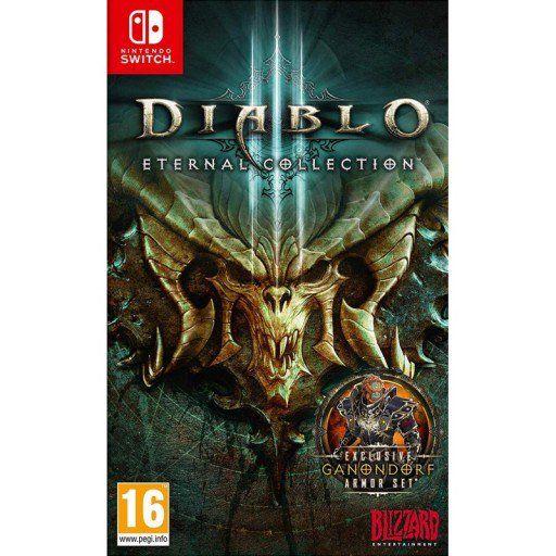Diablo Eternal Collection - Nintendo Switch - Amazon.co.uk £27.99 (PRIME ONLY)