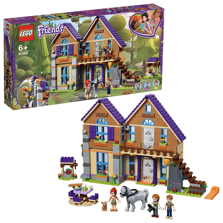 LEGO 41369  friends mia 's house set £35.99 @ Amazon (Prime)