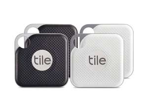Tile Pro with Replaceable Battery - 4 pack £45.99 @ Amazon (Prime exclusive)