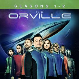 The Orville Seasons 1-2 £12.99 @ iTunes