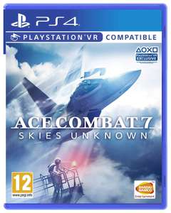 Ace Combat 7: Skies Unknown (PS4/Xbox One) £27.99 (Prime Exclusive) @ Amazon