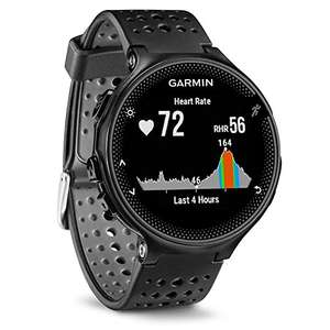 Garmin Forerunner 235 GPS Running Watch with Elevate Wrist Heart Rate and Smart Notifications £129.99 @ Amazon Prime