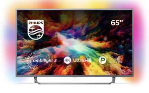 Philips 2018 65PUS7303/12 65-Inch 4K HDR - £784.99 delivered @ Amazon