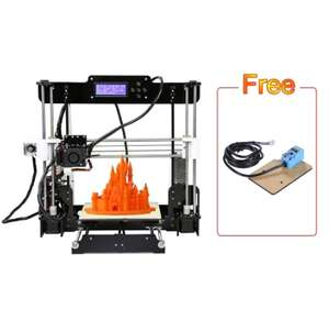 Upgraded Anet A8 High Precision 3D Printer Kits With 10 Meters Filament And 8GB Memory Card £87.02 Delivered (EU Warehouse) @ Tomtop