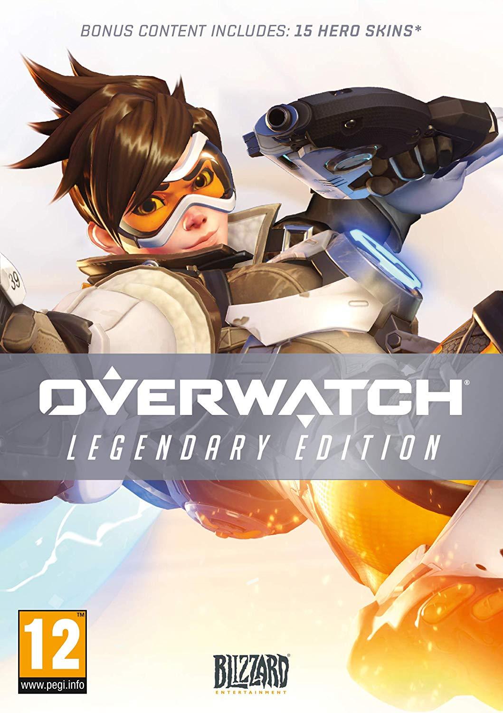 Overwatch Legendary Edition [PC Code] - £14.99 Prime Members @ Amazon